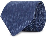 Pal Zileri Blue Silk Jacquard Tie
