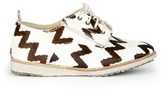 Sole Society Derby Kids Leather Sneaker