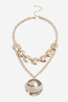 Topshop Statement Collar Necklace