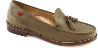 Marc Joseph New York West End Tassel Perforated Loafer