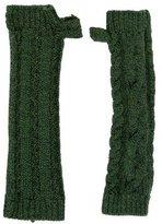 Diane von Furstenberg Wool Fingerless Gloves
