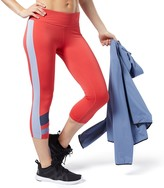 Reebok Women's Workout Ready Colorblock Capri