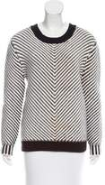 Narciso Rodriguez Heavyweight Knit Sweater