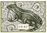 Thomas Paul Leap Tea Towel