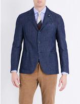 Lardini Regular-fit denim jacket