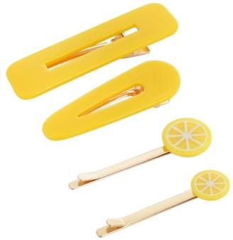 Zimmermann Hair Clip Pack Fruit