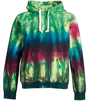 Riley Women's Tie Dyed Hoodie Sweatshirt