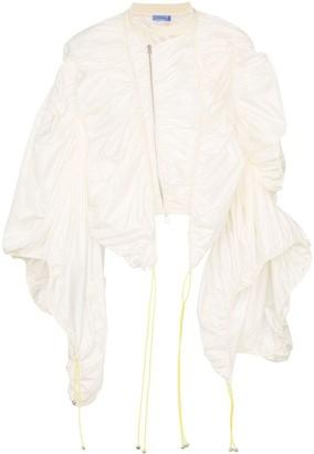 Thierry Mugler Exaggerated Sleeve Jacket