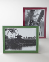 Horchow Enameled Frame, Box, & Mirror