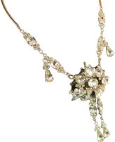 One Kings Lane Vintage Deco Crystal Fantasia Necklace