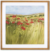 Graham & Brown Poppy Meadow Framed Print