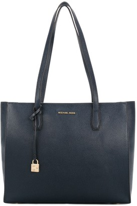 MICHAEL Michael Kors logo large tote bag