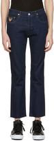 April 77 Blue Cult Open Iron Jeans