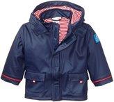 Jo-Jo JoJo Maman Bebe Fisherman's Jacket (Baby)-Navy-18-24 Months