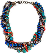Dannijo Multistrand Beaded Necklace