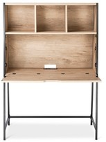 Threshold Darley Secretary Desk - Vintage Oak