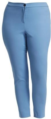 Marina Rinaldi Marina Rinaldi, Plus Size Ranch Slim Stretch Pants
