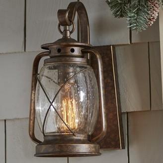 Bendel 1-Light Outdoor Wall lantern Breakwater Bay
