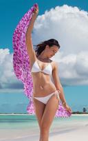 Voda Swim Purple Sarong Cover Up