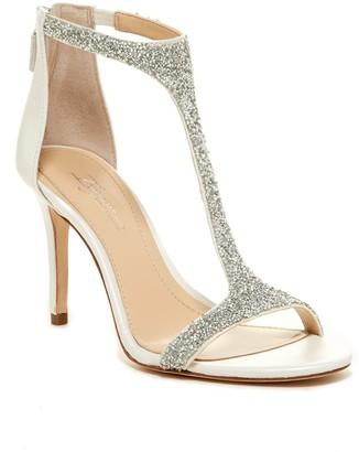Imagine Vince Camuto Phoebe Embellished T-Strap Sandal