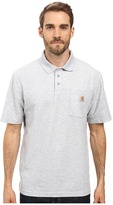 Carhartt Contractors Work Pocket Polo Men's Short Sleeve Pullover