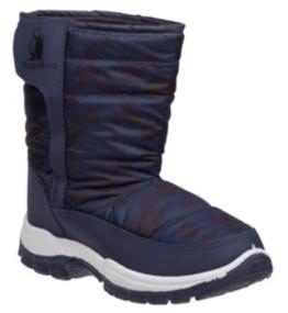 Rugged Bear Big Boys Snow Boots