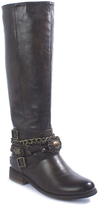 Pierre Dumas Brown Bologna Boot - Women