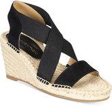 Adrienne Vittadini Charlene Platform Wedge Sandals