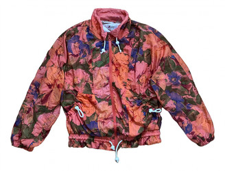 Non Signã© / Unsigned Oversize Pink Polyester Jackets