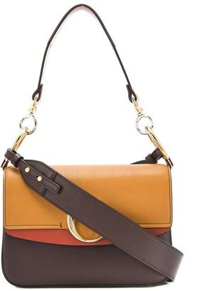 Chloé small C double carry bag