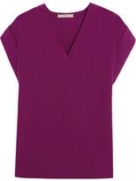 Etro Silk Top - Purple