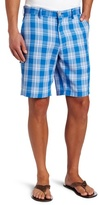 Haggar Men's C18 Sport Check Short