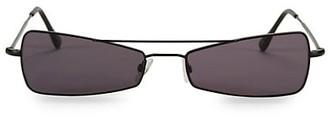 Andy Wolf Kira 56MM Rectangular Sunglasses