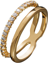 Bijules Set X Cent Diamond Knuckle Ring