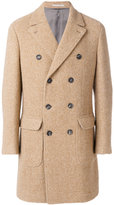 Brunello Cucinelli classic double breasted coat