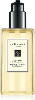Jo Malone Lime Basil and Mandarin Hand and Body Wash (250ml)