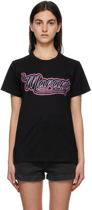 Isabel Marant Black Zaof T-Shirt