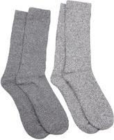 Jockey Mtton Blend Socks - 2 Pairs