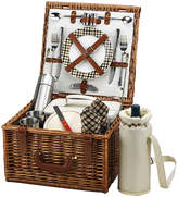 Picnic at Ascot London Cheshire Basket For Two With Coffee Set