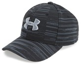 Under Armour Boy's 'Blitzing' Stretch Fit Baseball Cap