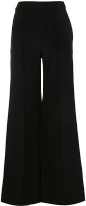 macgraw Peacock wide-leg trousers