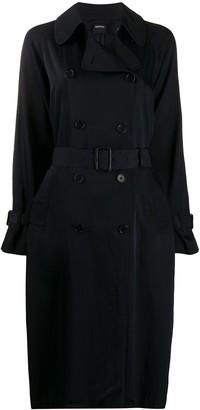 Aspesi Twill Trench Coat