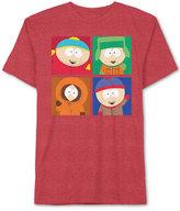 JEM Men's South Park Group Graphic-Print T-Shirt