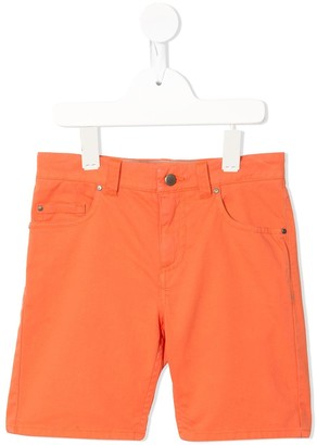 Velveteen Dexter five pocket shorts