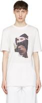 Damir Doma White Timor Face T-Shirt