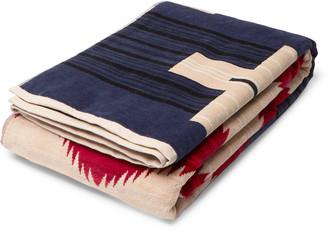 Pendleton Cotton-Terry Jacquard Towel