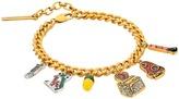 Marc Jacobs Charms Wonderland Toast My Heart Charm Bracelet Charms Bracelet