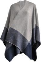 Inverni Cape in wool and cashmere