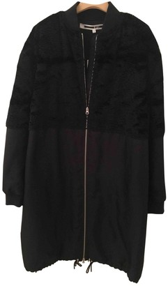 McQ Black Coat for Women