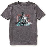 Under Armour Big Boys 8-20 Christmas Have An Ice Day Short-Sleeve Graphic Tee